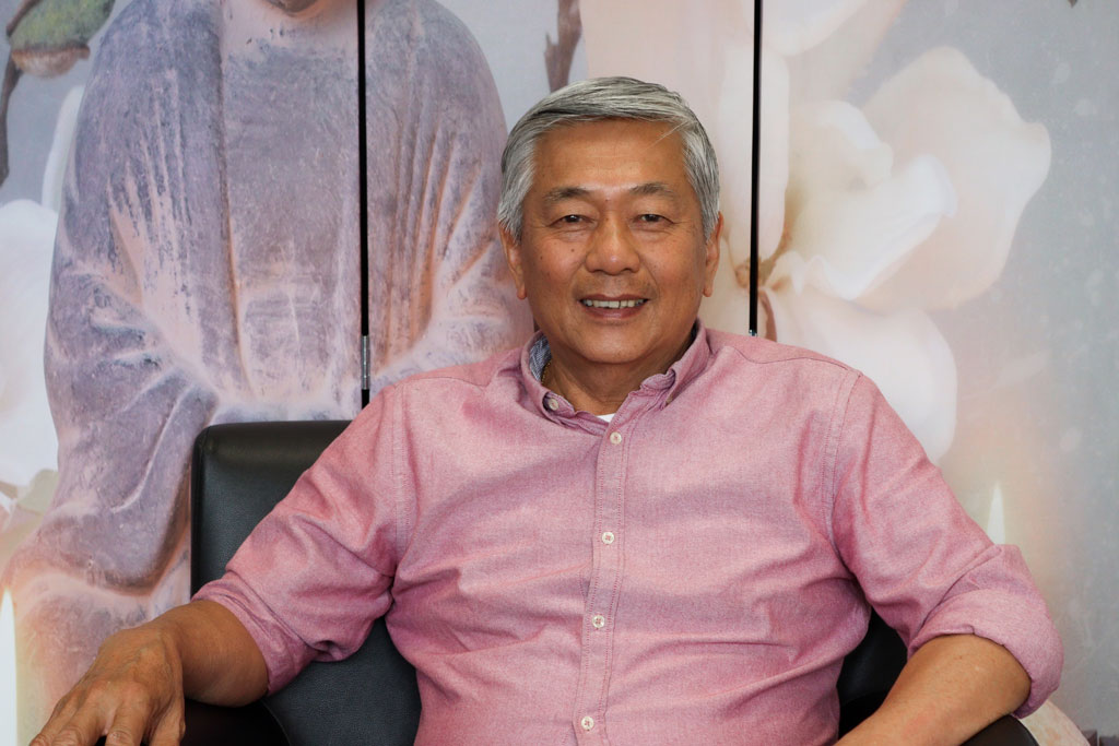 Cheng Ho Lim - Volunteer Reiki Master Healer
