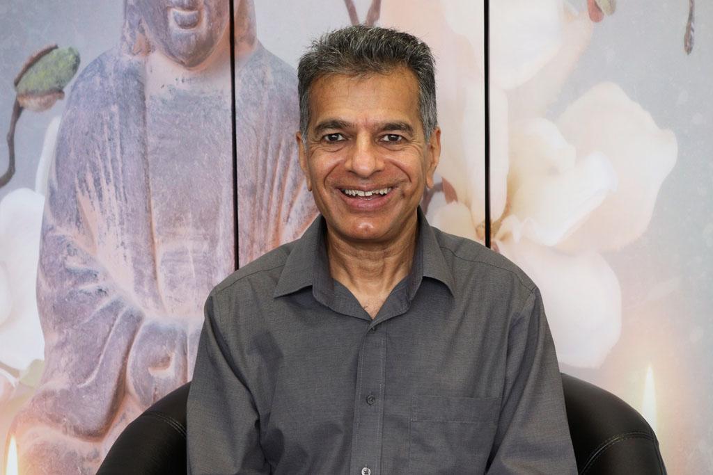 Rohit Lakani - Volunteer Receptionist