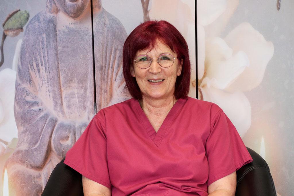 Sue Harrington - Volunteer Acupuncturist