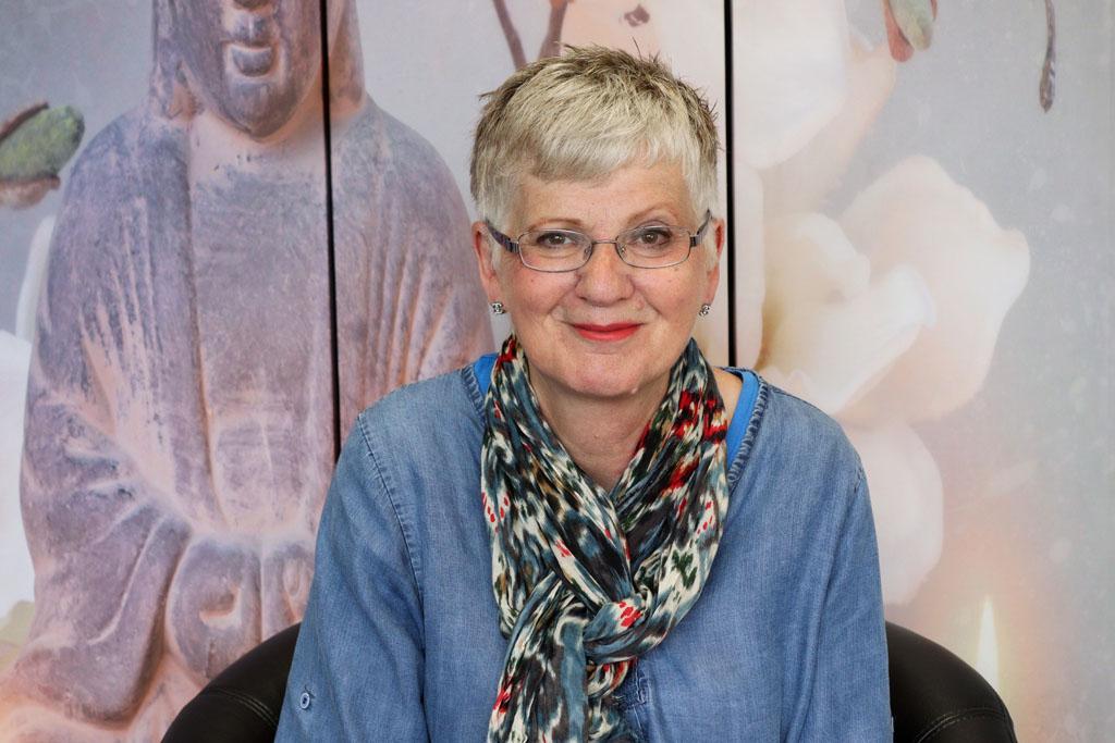 Sylvia John - Volunteer Receptionist